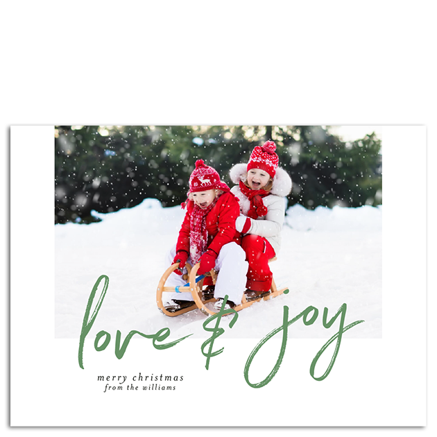 Love and Joy Christmas